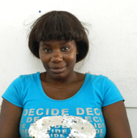 Florence Mwape - Administra